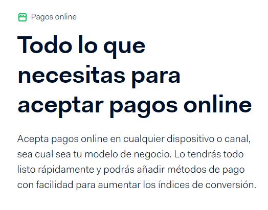 adyen pasarela de pagos online
