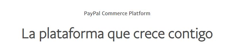 paypal pasarela de pagos virtual