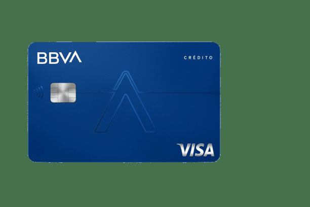 Tarjeta Aqua Crédito BBVA