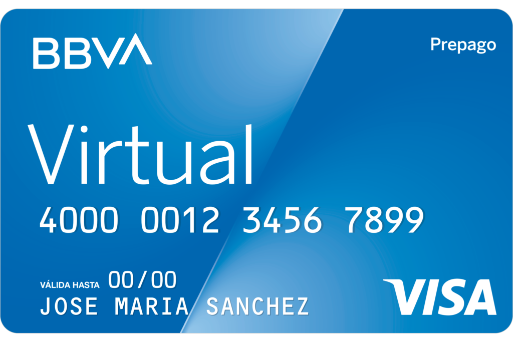 Tarjeta Virtual BBA